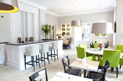 Bistro - The Orangery Restaurant at St Elphin's Park